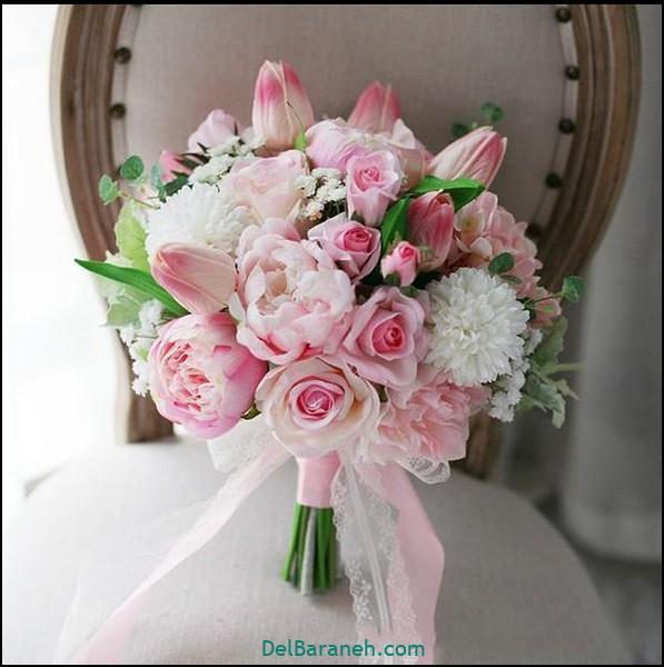 دسته گل عروس (۴)