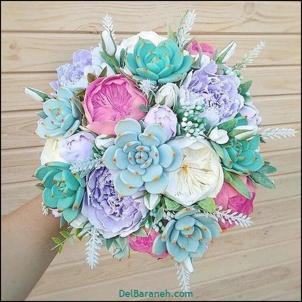 دسته گل عروس (۵)
