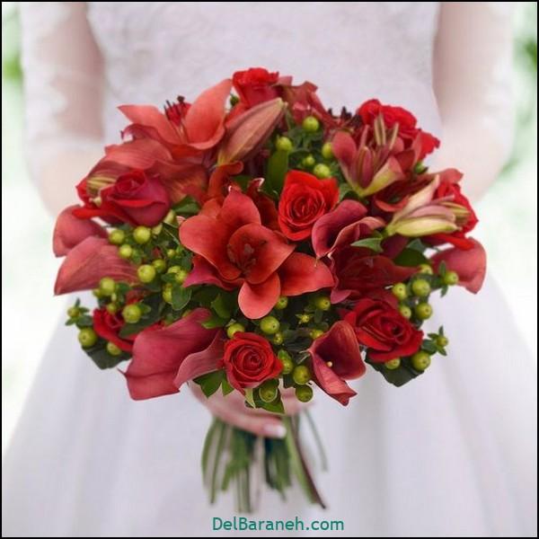 دسته گل عروس (۶)