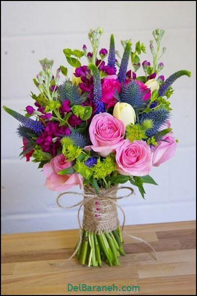 دسته گل عروس (۷)