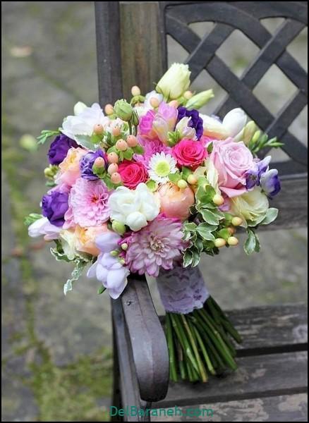 دسته گل عروس (۸)