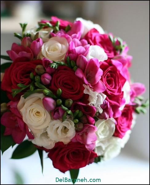 دسته گل عروس (۹)