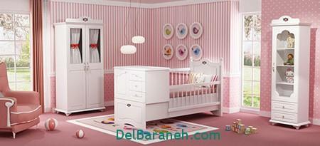 دکوراسیون اتاق خواب, اتاق خواب, دکوراسیون ,دکوراسیون اتاق کودک