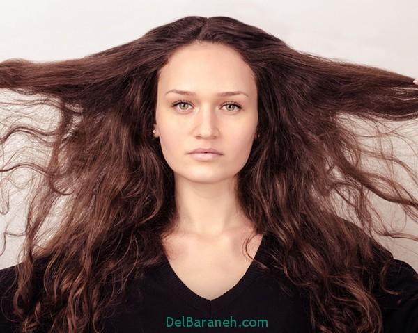 سلامت پوست و مو,رفع کدری مو ,کدری مو ,