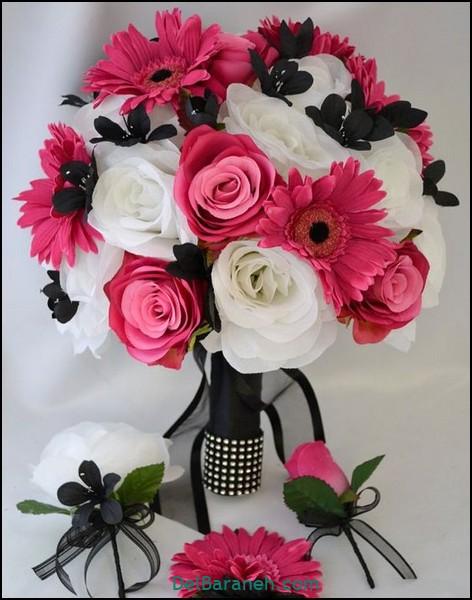 عکس دسته گل عروس (۱)