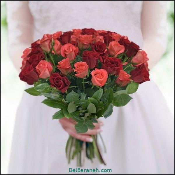 عکس دسته گل عروس (۱۰)