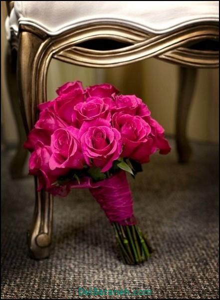 عکس دسته گل عروس (۱۲)