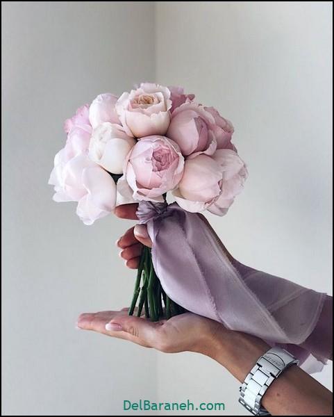عکس دسته گل عروس (۱۳)