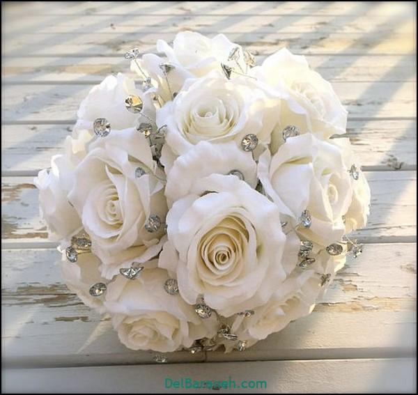 عکس دسته گل عروس (۱۶)
