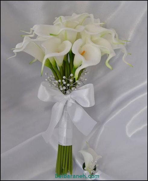 عکس دسته گل عروس (۲۶)
