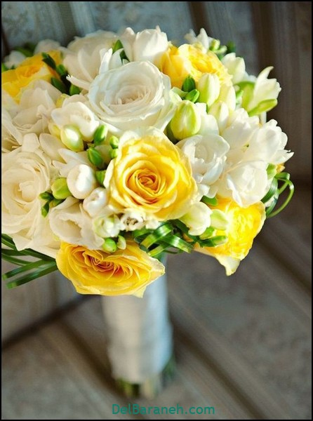 عکس دسته گل عروس (۲۸)