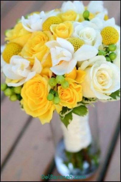 عکس دسته گل عروس (۲۹)