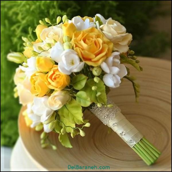 عکس دسته گل عروس (۳۰)