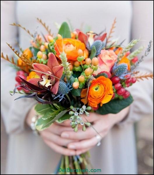عکس دسته گل عروس (۳۱)