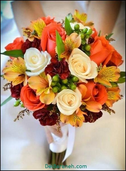 عکس دسته گل عروس (۳۲)