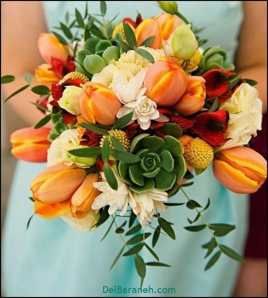 عکس دسته گل عروس (۳۳)
