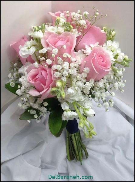 عکس دسته گل عروس (۴)