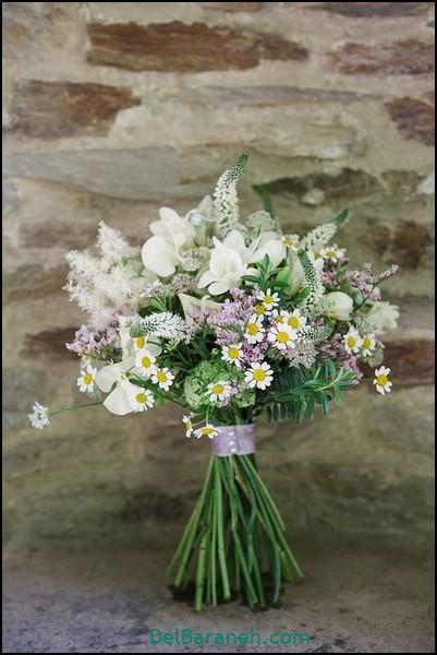 عکس دسته گل عروس (۵)