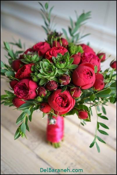 عکس دسته گل عروس (۶)