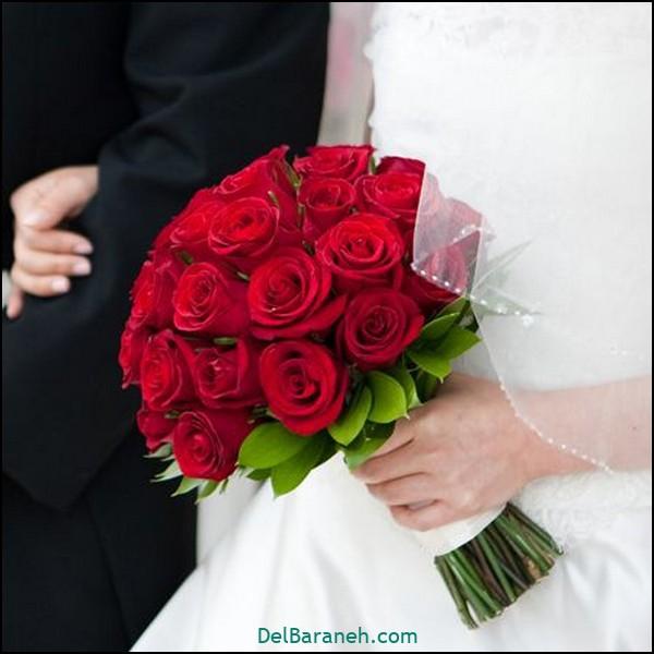 عکس دسته گل عروس (۸)