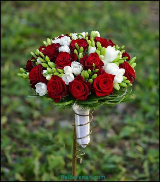 عکس دسته گل عروس (۹)