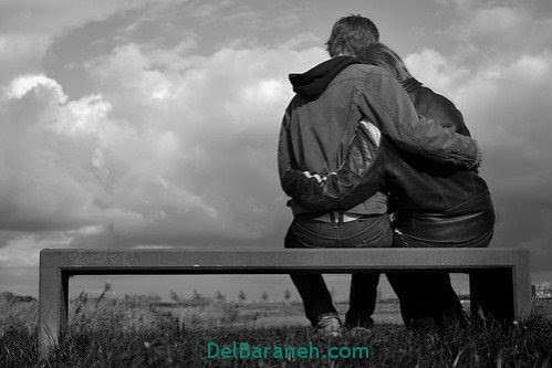 عکس عاشقانه دو نفره (6)