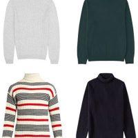 مدل جدید لباس های بافتنی و زمستانی مردانه