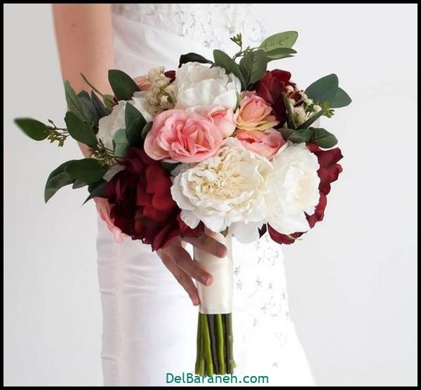 مدل دسته گل عروس (۱۰۲)