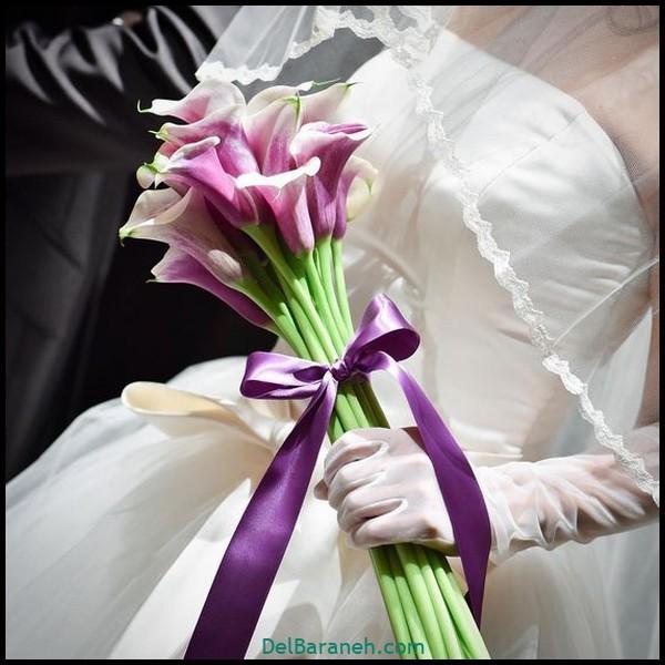 مدل دسته گل عروس (۱۰۶)