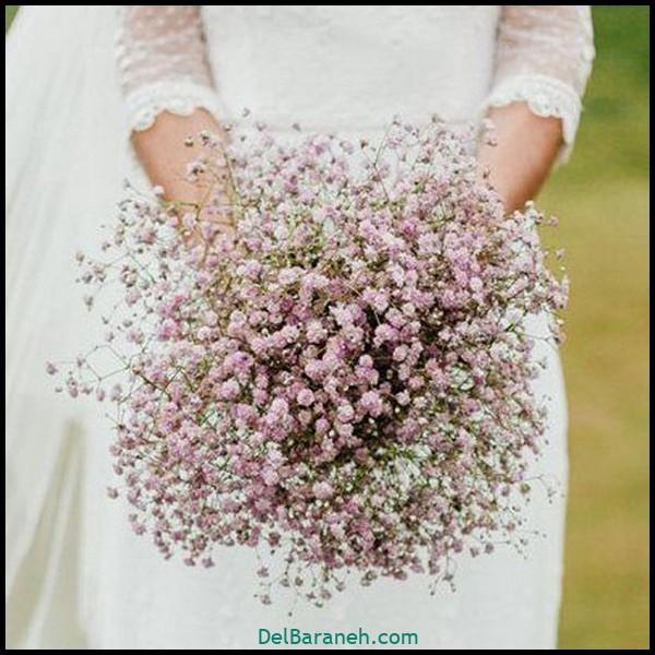 مدل دسته گل عروس (۱۰۸)