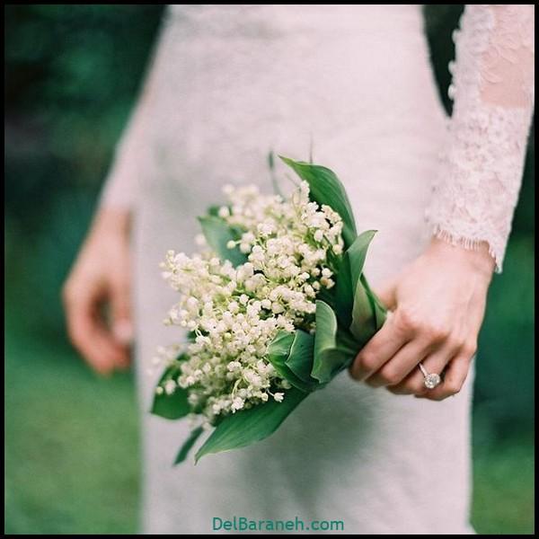 مدل دسته گل عروس (۱۰۹)