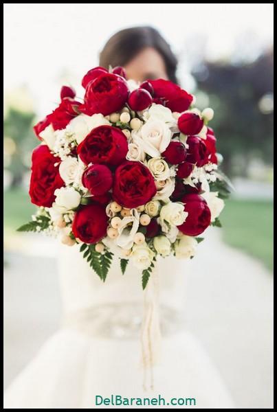 مدل دسته گل عروس (۱۱)