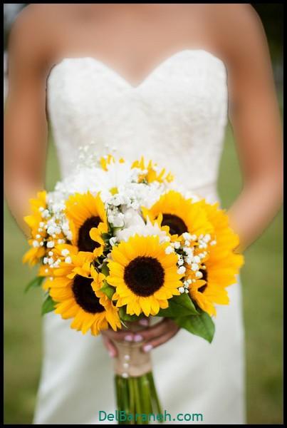 مدل دسته گل عروس (۱۲)