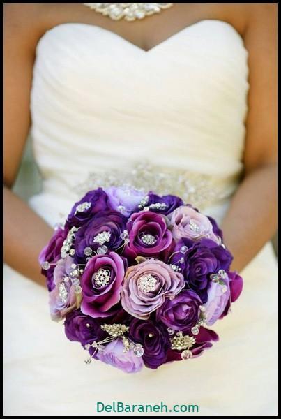 مدل دسته گل عروس (۱۳)