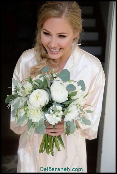 مدل دسته گل عروس (۱۴)