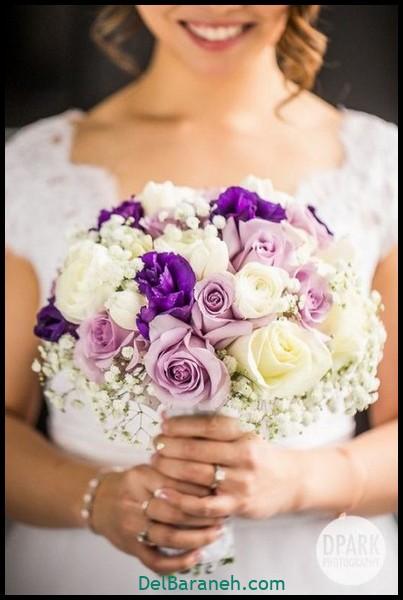 مدل دسته گل عروس (۱۹)