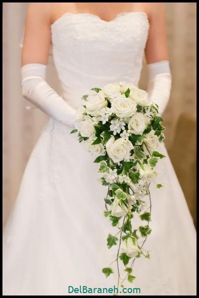 مدل دسته گل عروس (۲)