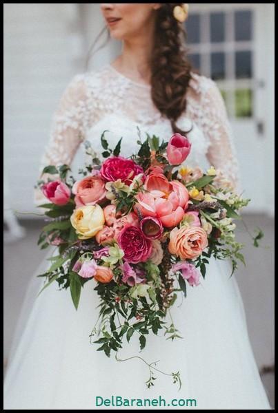 مدل دسته گل عروس (۲۰)
