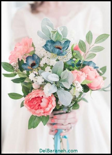 مدل دسته گل عروس (۲۲)
