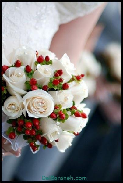 مدل دسته گل عروس (۲۳)