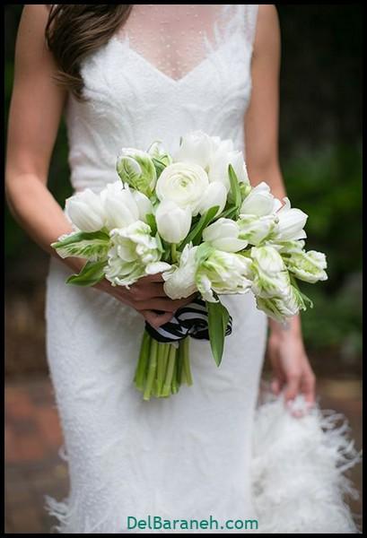 مدل دسته گل عروس (۲۶)