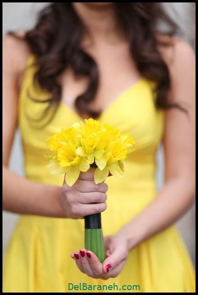 مدل دسته گل عروس (۲۷)