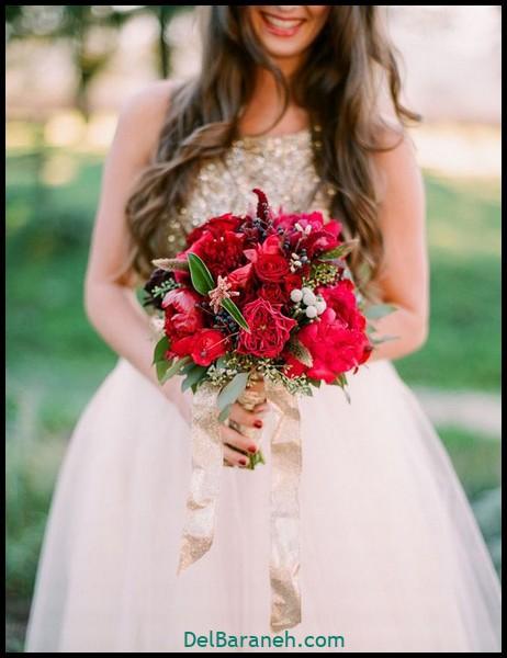 مدل دسته گل عروس (۲۹)