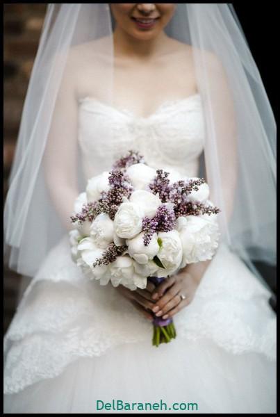 مدل دسته گل عروس (۳۰)