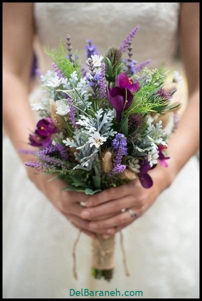 مدل دسته گل عروس (۳۲)
