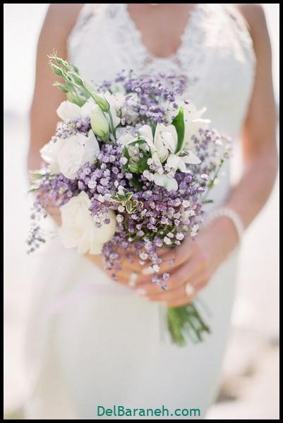 مدل دسته گل عروس (۳۵)