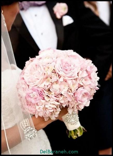 مدل دسته گل عروس (۳۶)
