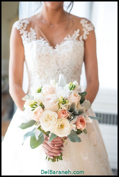 مدل دسته گل عروس (۴۰)