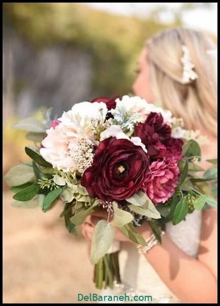 مدل دسته گل عروس (۴۱)