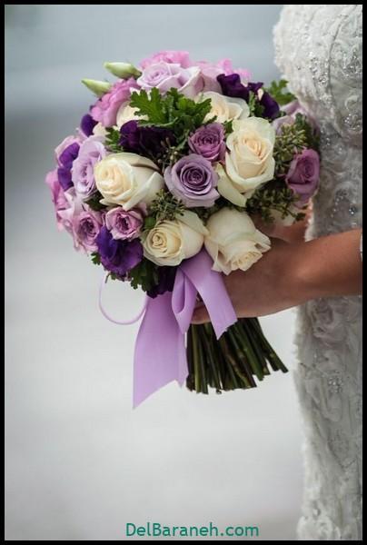 مدل دسته گل عروس (۴۲)